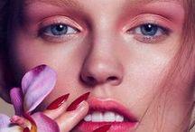 Spring - Makeup inspiration - Tavaszi smink inspirációk
