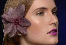 Rose, Violet,  Purple - makeup inspiration / Rózsás és lila sminkek