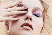 Something sparkling - makeup inspiration - Valami csillogós smink