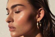 Summer bronze - makeup inspiration