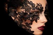 Femme Fatale - makeup inspiration