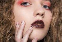 dark lips makeup inspiration /sötét ajkak