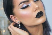 makeup inspiration - Linda Hallberg sminkek