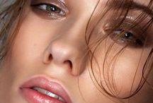 brown smokey eyes / Barna füstös sminkek