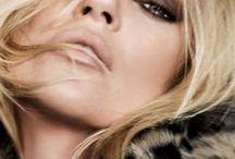 Makeup inspiration - Kate Moss sminkek