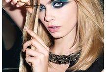 Makeup inspiration - Cara