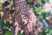 Henna design / Henna minták