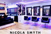 NICOLA SMYTH - Leamington Spa / Award Winning Hairdressers, Leamington Spa. 42 Clarendon Street, Leamington Spa, CV32 4PG 01926 316887 www.nicolasmyth.co.uk
