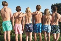 Strong Boalt / Strong Boalt is timeless quality for endless summers. We offer classic men's beachwear and vibrant prints for sun and sea.