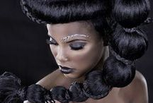 Hair photography / My work as a wedding en fashion photographer!