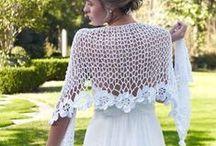 Crochet Poncho-Scarf-Cardigan-Shawl- / by Ümran Uyanmış