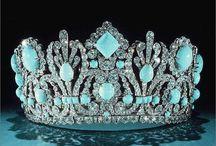 crowns/tiaras / & sceptors / by Danna Putnam