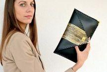 Ana Koutsi, handmade bags... / minimalist creations
