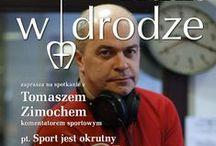 Sport jest okrutny / Spotkanie z Tomaszem Zimochem, komentatorem sportowym