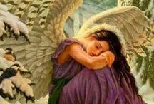 ANGELS AMONG US / Calling up your angels ~