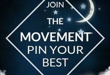 JOIN THE MOVEMENT / Pin your best items for sale and get featured on this board. Be seen !!!!  Have fun and great success to you!  Please add hashtag #jointhemovement Tag me in your comment @cannacascadia