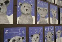 děti - medvědi