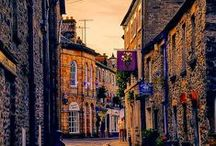Explore... Kirkby Lonsdale / Kirkby Lonsdale is an eclectic South Lakeland mix of jolly tearooms, inviting pubs and small, independent shops, treasure-troves to be explored.