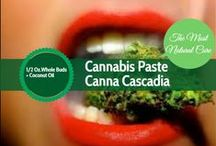CANNA CASCADIA MEDICAL EDIBLES / Edibles are a great delivery system for medical cannabis....even some recreational users prefer it to smoking ~ This board gives you the information you need as a complete treatment ~ From Alkaline water to diet ~   Eat delicious Cannabis Paste and be well ~