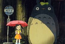 My neighbor totoro / i wish i lived in this movie / by Bunny Cupcake