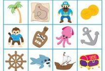 děti - piráti