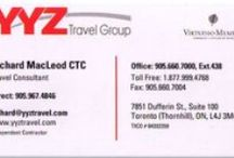 The Travel Bug / Have you been bitten by the Travel Bug?  Well I am still suffering after 40 years!   Sales Associate at YYZ Travel at Home
