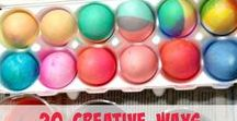 Easter Fun for Kids / Fun and meaningful Easter activities for kids