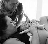 Birth photography / Geboortefotografie - Birth photography - Birth - twins- tweeling - Evelien Koote | The Netherlands Amsterdam