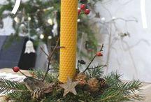 My christmas / Handmade christmas decorations inspired by nature... @jahodove