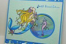 SNS - Fantasy - fairies mermaids etc / whimsical