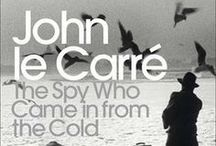 Espionage / Spy thrillers and secret agents working undercover and behind enemy lines...