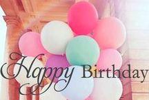 Happy Birthday / birthday, party