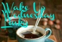 Wake Up Wednesday Linky Party / Weekly Featured Link-ups