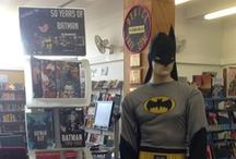 Library displays / Library display and promotions