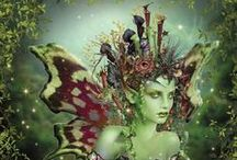 Fairies / by The Ancient Sage