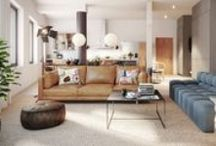 - Living - / Livingroom inspiration.
