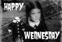 Wednesday/Woensdag / woensdag, wednesday