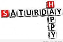 Saturday/Zaterdag / Saturday/Zaterdag