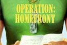 Operation: Homefront / With their mother shipped off to the Persian Gulf to fight President Bush's war, the Herrick children--Laura, Langan, and Nicholas--must learn to get by without her...