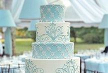 Wedding Cake Ideas / Wedding Cakes in all shapes and sizes!
