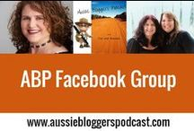 AUSSIE BLOGGERS PODCAST FACEBOOK GROUP & THEIR BLOGS / Aussie Bloggers Podcast members sharing their pins, blogs and articles written on their website or as a guest post