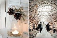 Winter Weddings / Just because it's cold outside, doesn't mean your heart can't be fiery INSIDE. Winter is the perfect time to get married at Glidden House! http://www.gliddenhouse.com/weddings-events/