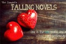 The Falling Novels / Coming of Age / New Adult Contemporary Romance with a hint of old-school paranormal. After drowning and meeting Chance in the in-between, Jenna finds she can't quite shake her mystery guy from her dreams – nor does she really seem to want to!