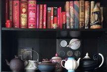 Bookshelves & Book Decor