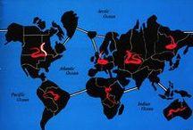 Okładki - mapy