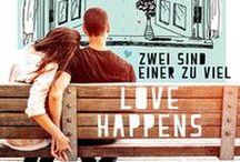 Love Happens - Zwei sind einer zu viel / Debütroman, Lovestory mit Humor, eBook, ET Juli 2016, Forever by Ullstein