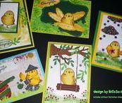 Osterkarten - Easter Cards