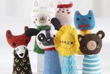 Kinderknutsels (crafty&kids) / Knutselen met kinderen)