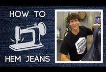 Sew: Pants & Shorts
