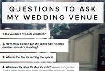 Tips and Cool Ideas / Some help for your big day!